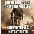 ACTIVISION Y U NO MAKE COD MORE REALISTIC