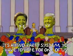 Vote for Kodos - meme