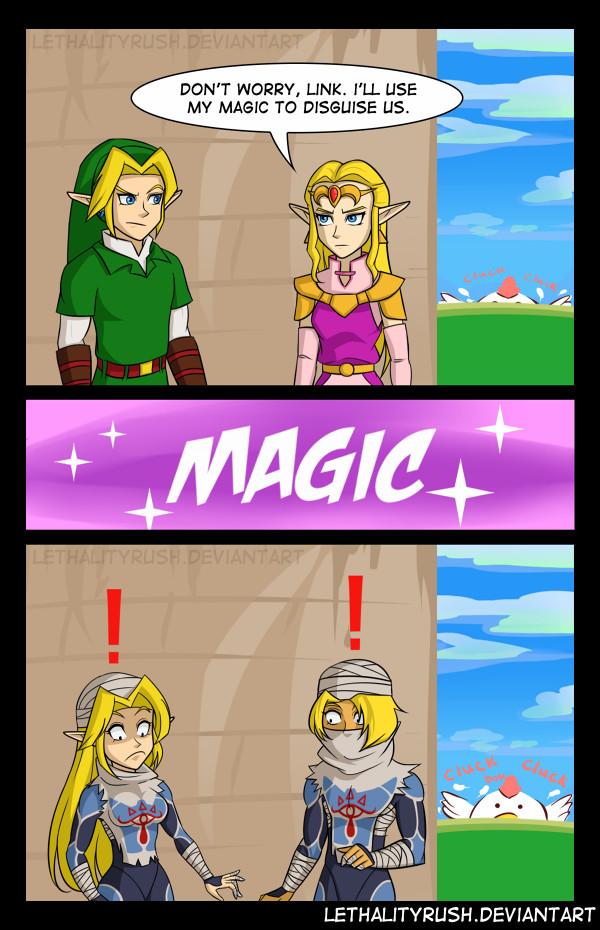 Magic! - meme
