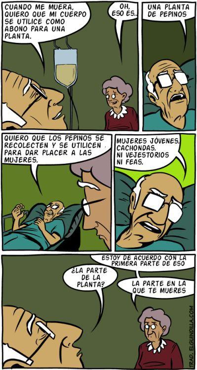 Pepinos - meme