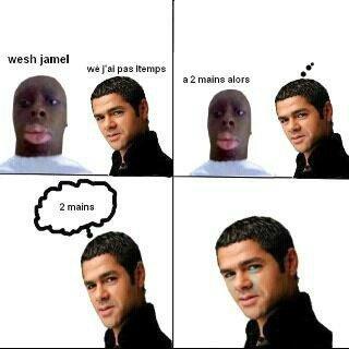Mamadou Segpa Jamel - meme