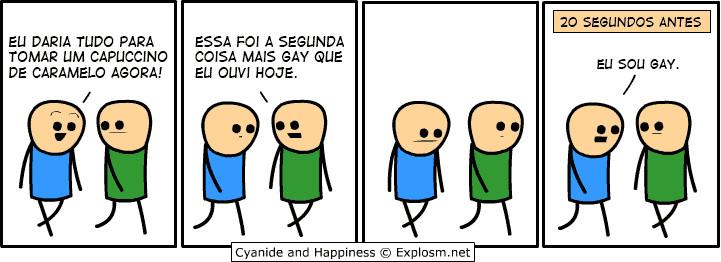 Gays - meme