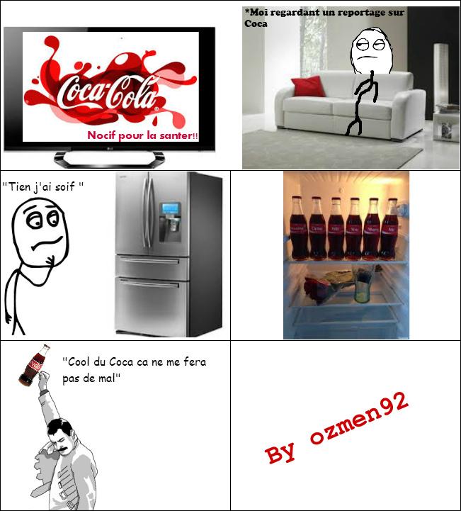 Stop Coca - meme