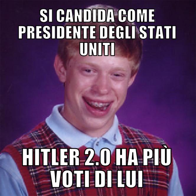 Donald Trumpetta - meme