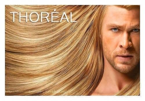 Thoréal - meme