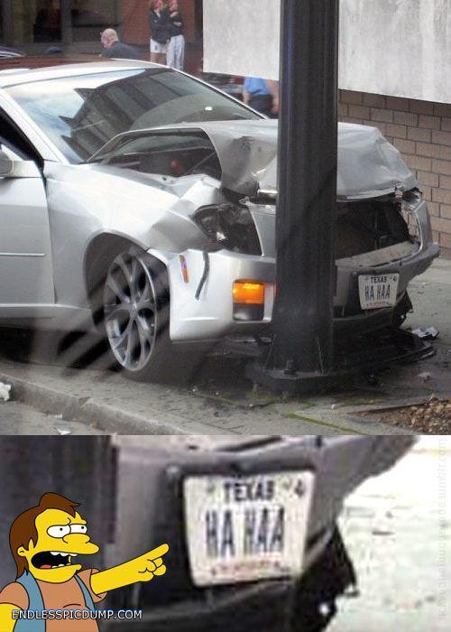 Trollé par sa voiture - meme