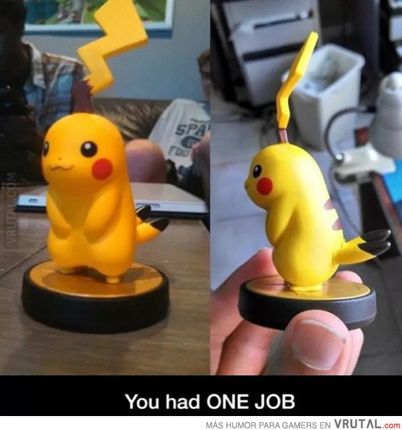 Poor Pikachu :( - meme