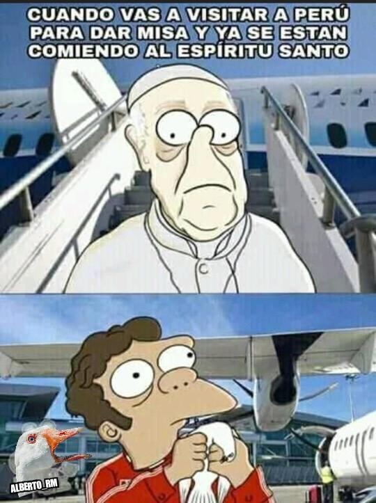 Perú - meme