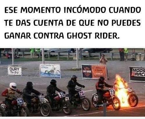 ghots rider - meme