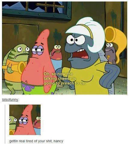 Patrick! - meme