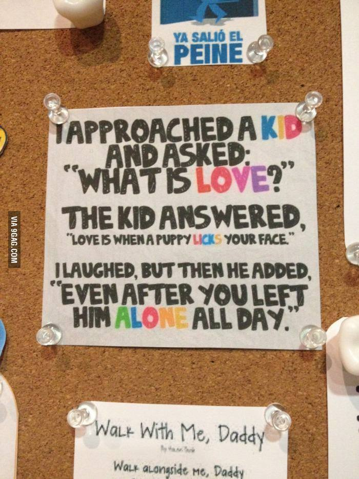 what is love? :3 - meme