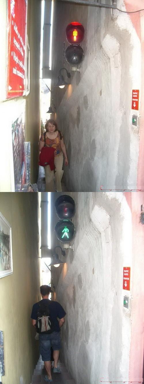 Pedestrian Lights - meme