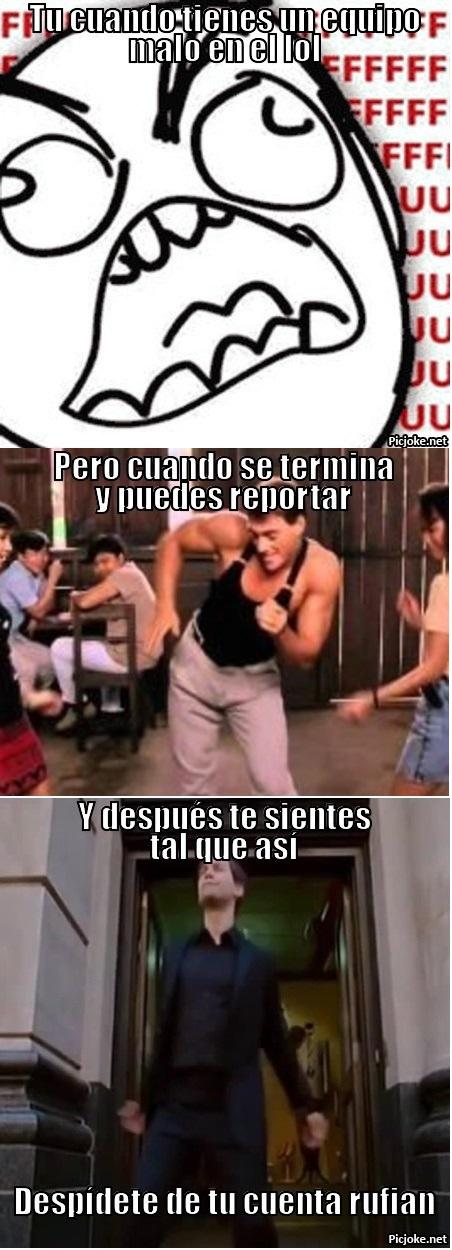 Report papu gg easy - meme