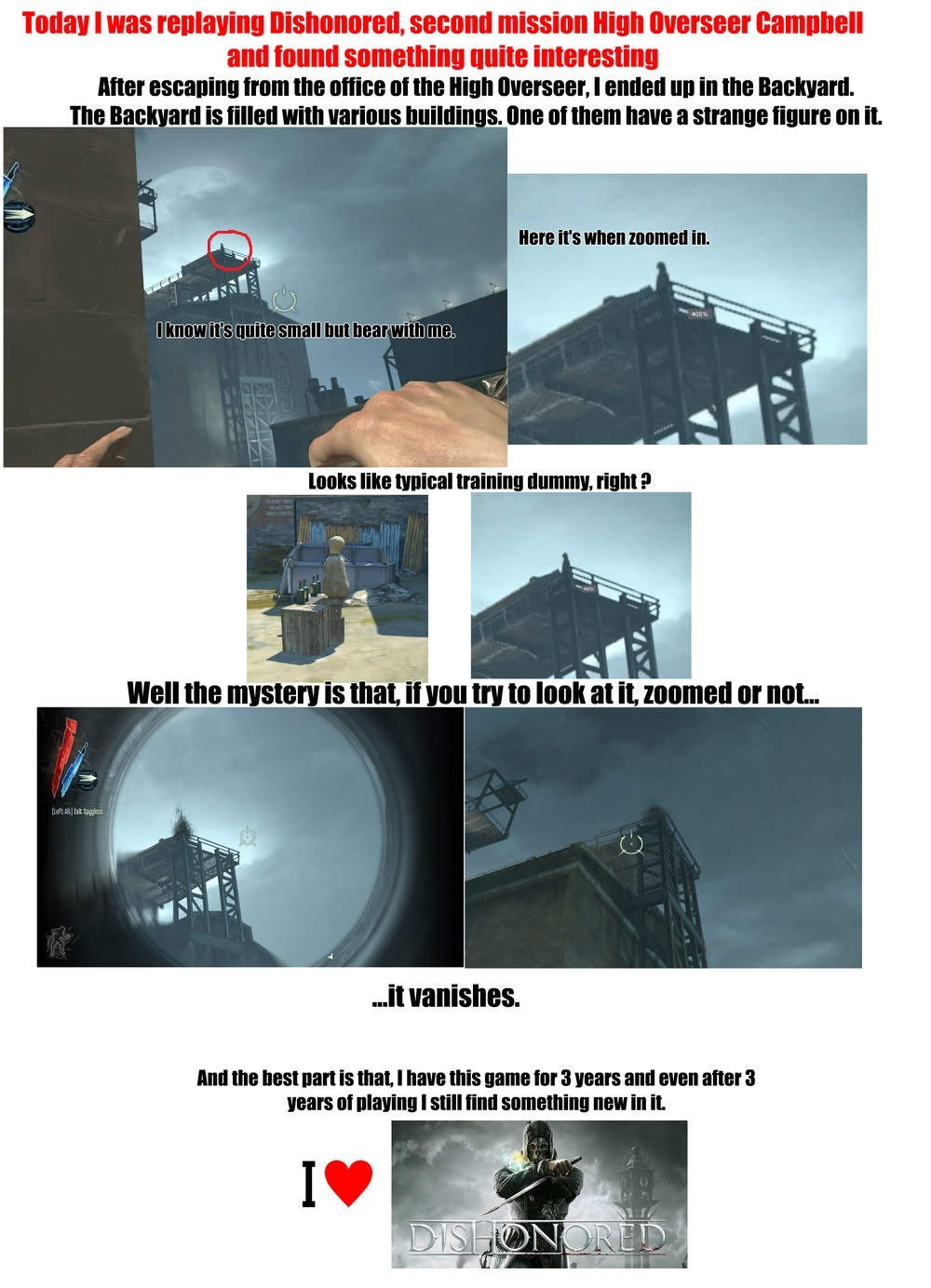 I love this game. - meme