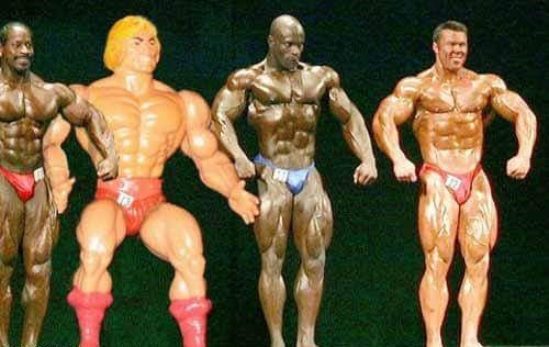 Masters of the Universe for Mr. Universe - meme