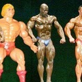 Masters of the Universe for Mr. Universe