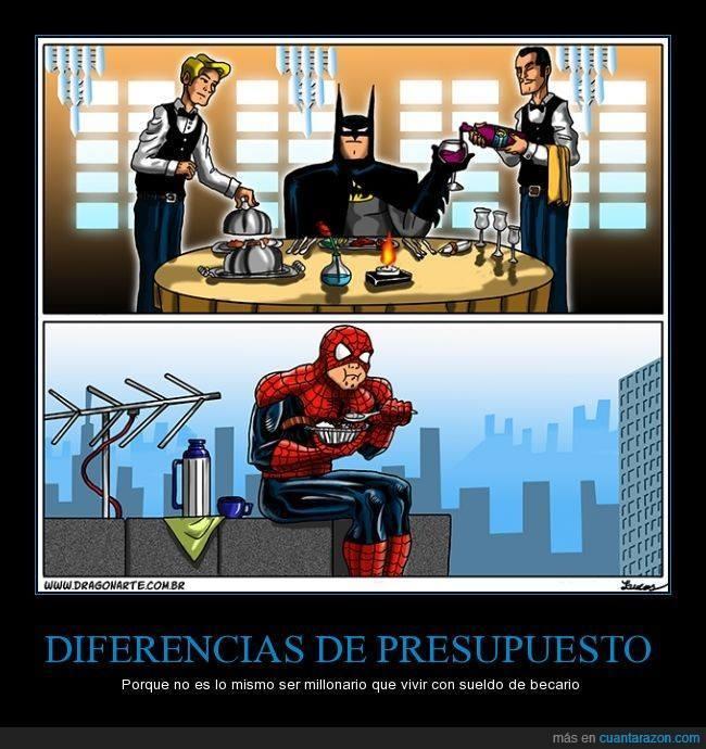 :3 Spiderman tiene su encanto  - meme