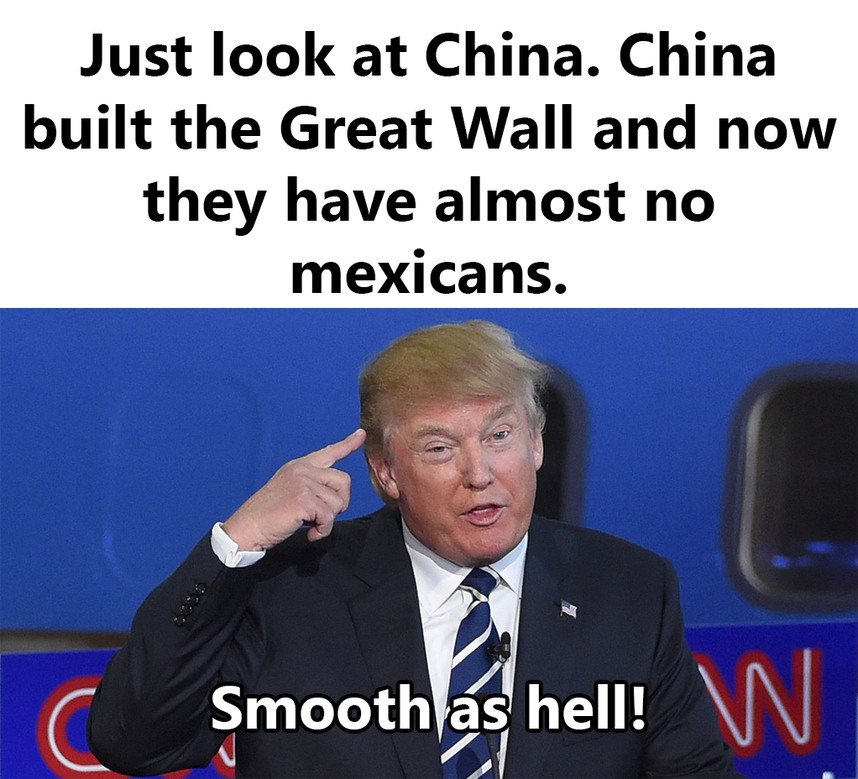 Image result for wall meme
