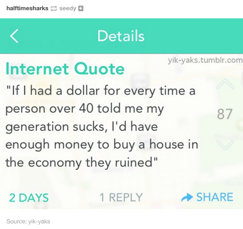 He'd be rich - meme