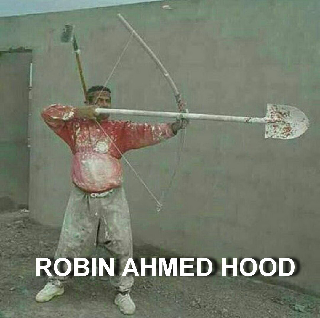 ROBIN HOOD - IRAQ VERSION
