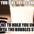Oreos and Milk
