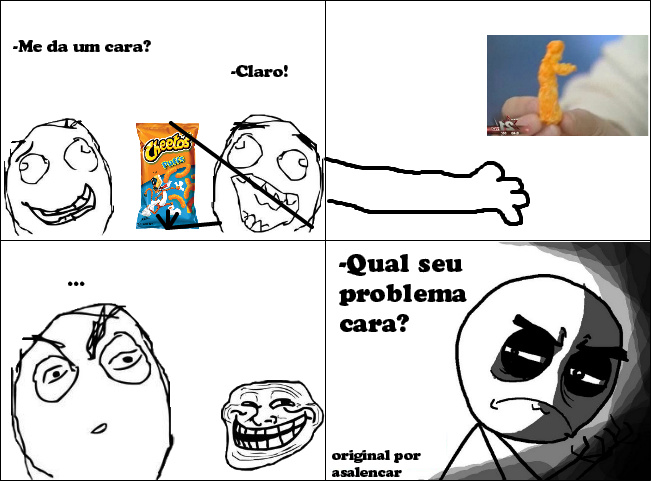 Cheetos - meme