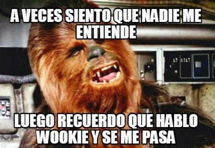 El Titulo Habla Wooki - meme