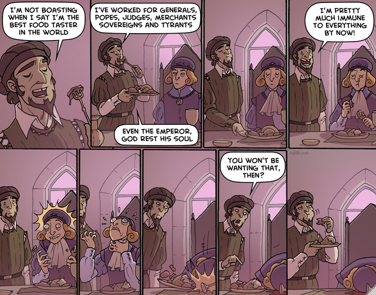 Author is Oglaf, beware of weird prons if you search - meme