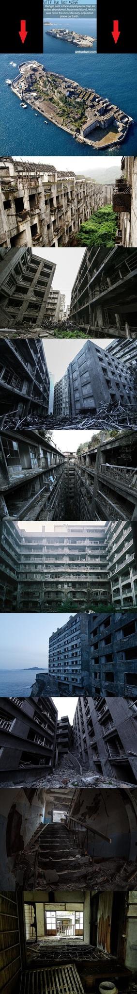 Hashima - Nope Island - meme