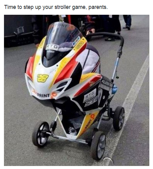 Baby got ride - meme