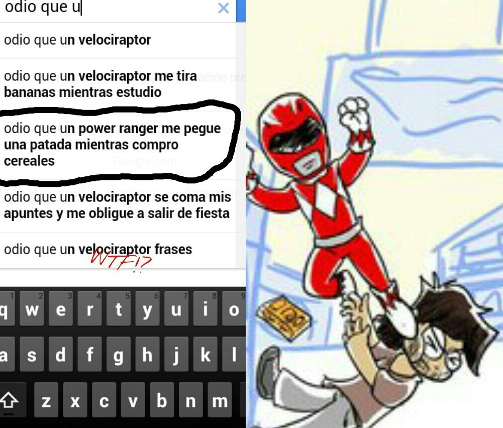 Power Ranger - meme
