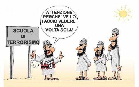 terroristi alle prime armi - meme