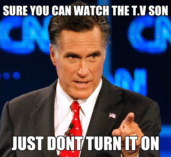 Romneys saying - meme