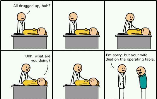 comic (doctor) - meme