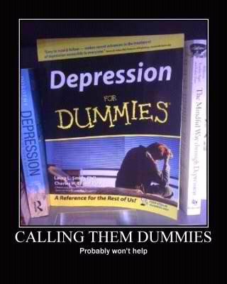 depression - meme