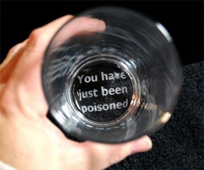 troll your friends glass - meme