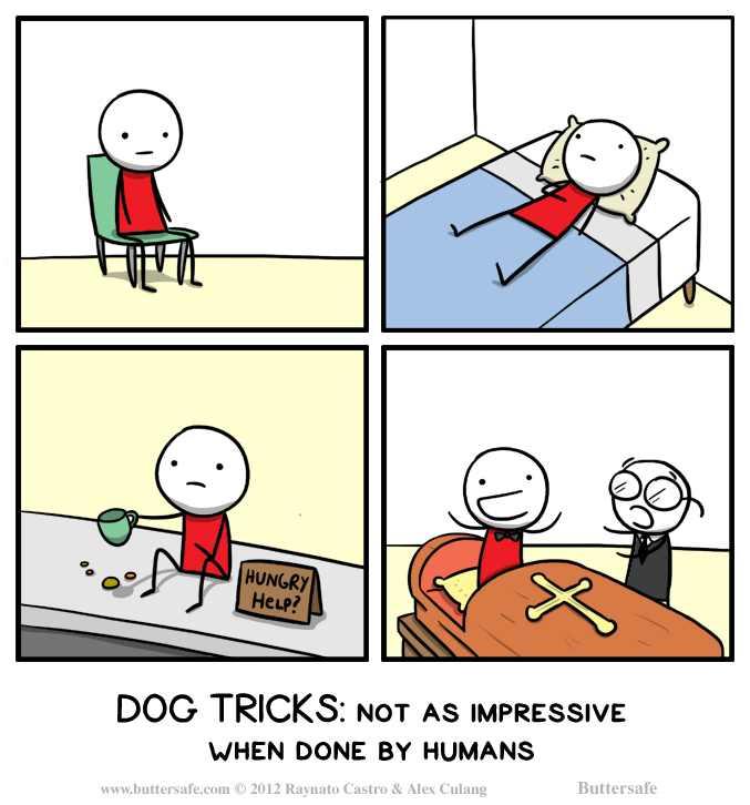 tricks - meme