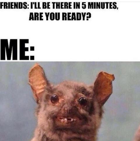 Not Ready... - meme