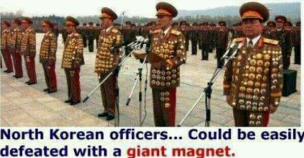 Only One Magnet - meme