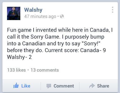 lol Walshy - meme