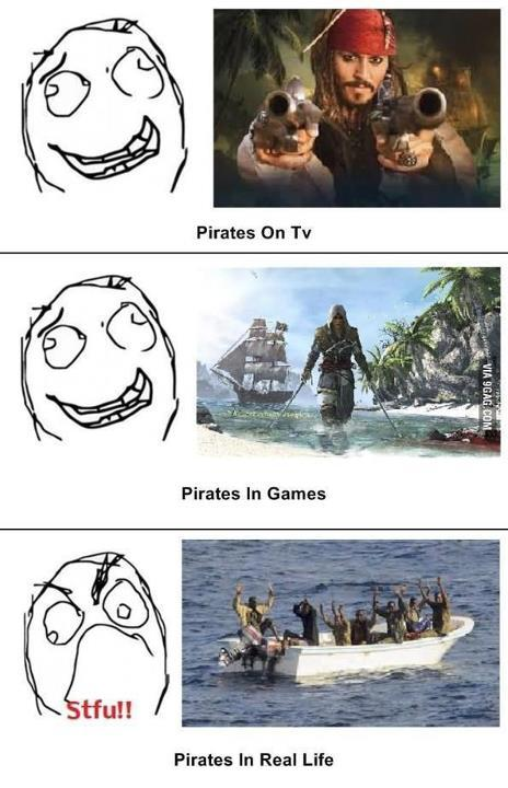 can't wait for Assassin's Creed 4 - meme
