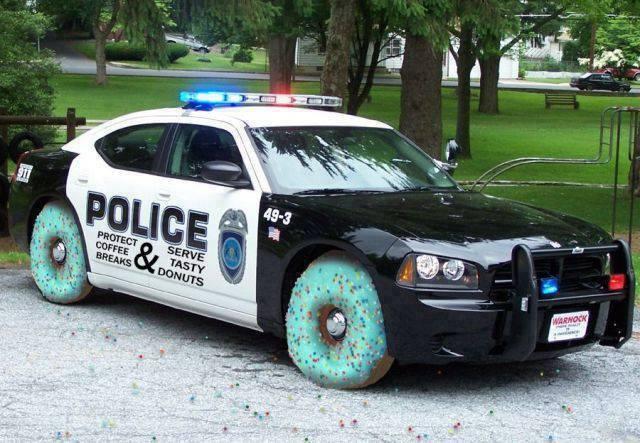 To the doughnut wagon, pc sprinkles!  - meme