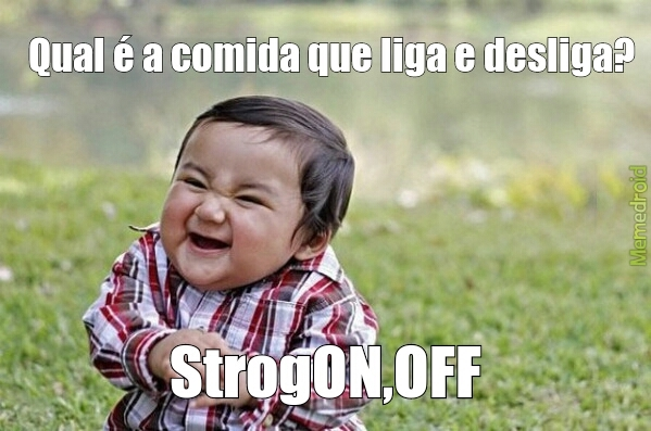 strogonoff - meme