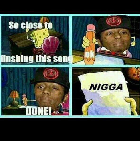 Lil Wayne logic - meme