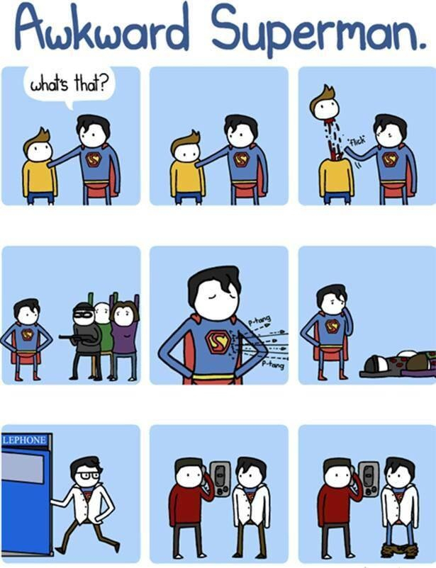Can't wait for Barman Vs. Superman! - meme