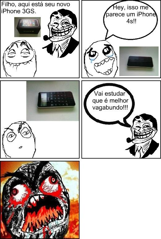 criada por mim =)))) - meme