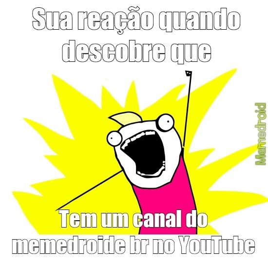 YouTube memedroide