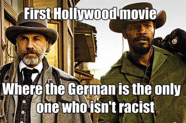Gotta love Germans  - meme