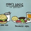 mom's logic