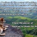 barking power